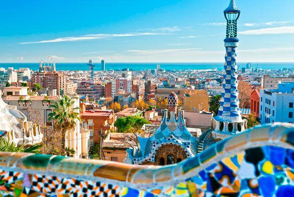 Espana-Barcelona